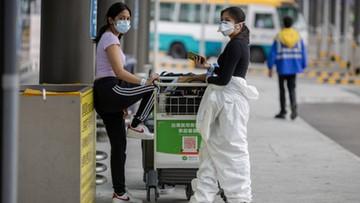 Brak nowych lokalnych zakażeń koronawirusem w Chinach