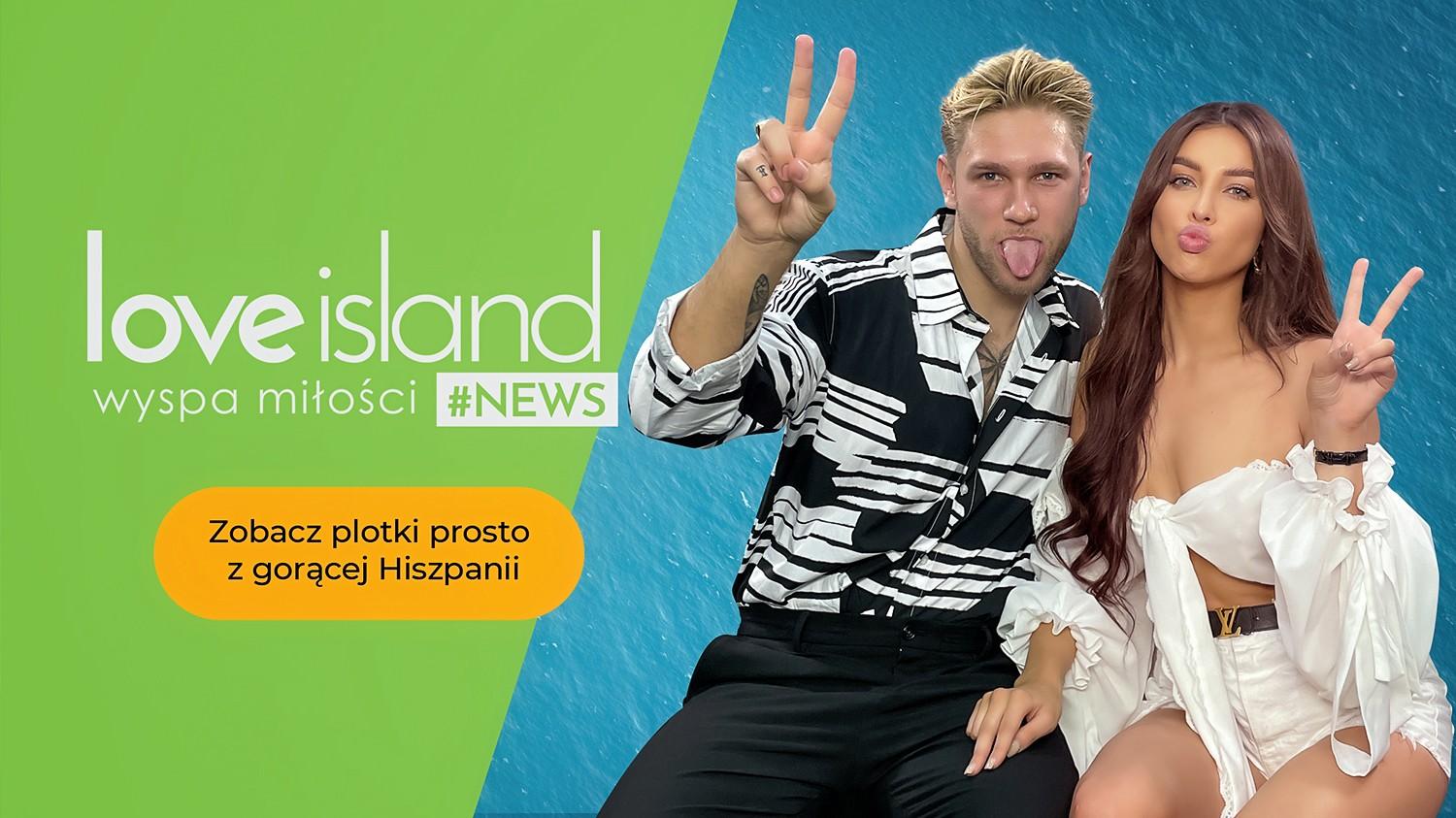 """Prowadzący """"Love Island #NEWS"""" z wizytą w Hiszpanii"""