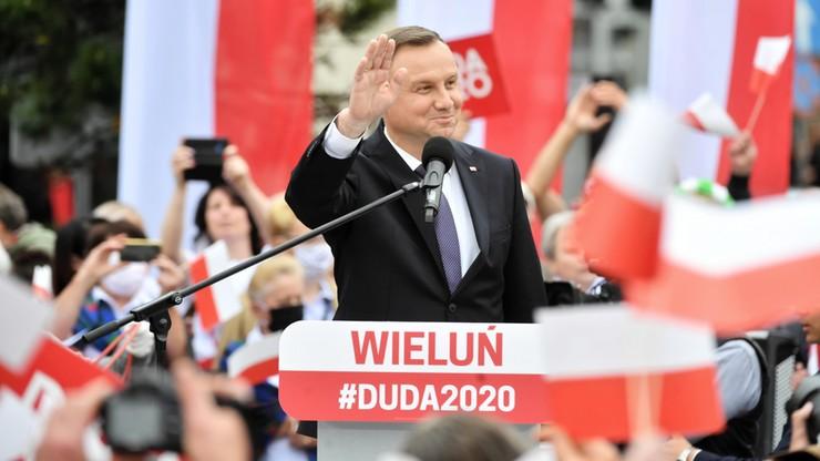 Kancelaria Prezydenta podsumowała pięć lat prezydentury Andrzeja Dudy