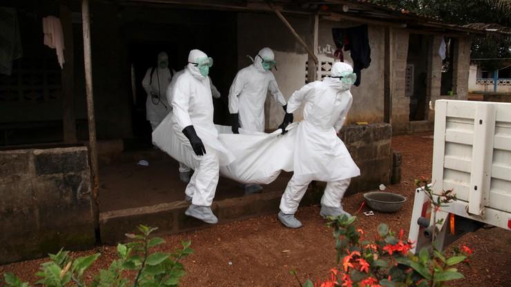 Rząd Gwinei ogłosił epidemię eboli. Ekspert WHO apeluje o czujność
