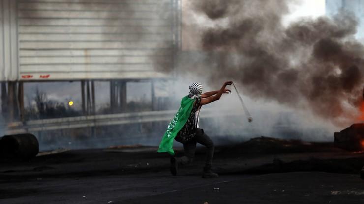 Dalsza wymiana ognia między Izraelem a Strefą Gazy. Część osób bez prądu