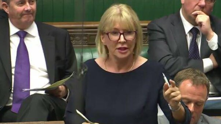 Brytyjska wiceminister zdrowia zarażona koronawirusem