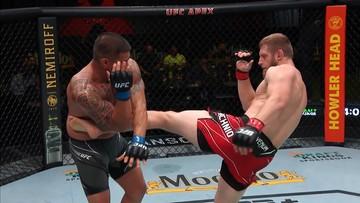 Efektowny nokaut Polaka w UFC! Potężne kopnięcie (WIDEO)