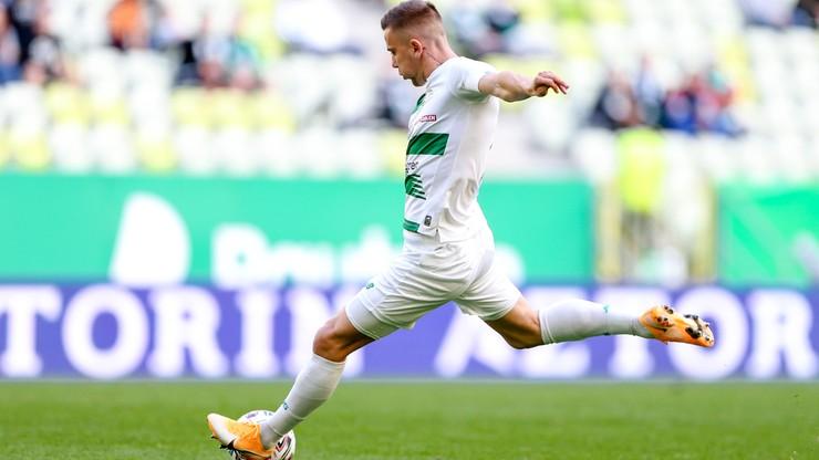 Piłkarz Lechii Gdańsk ma koronawirusa