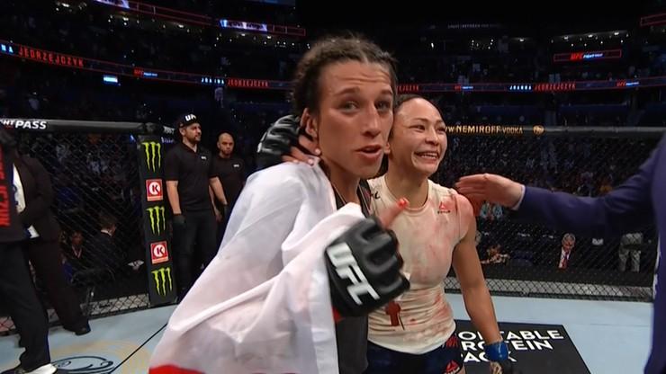 UFC 248: Jędrzejczyk - Zhang. Karta walk