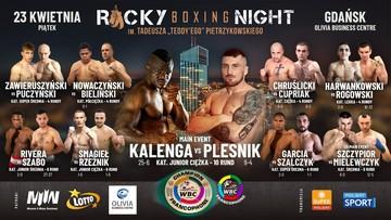 Rocky Boxing Night 8: Ceremonia ważenia. Gdzie obejrzeć?