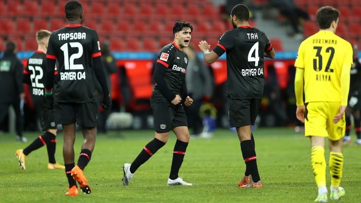 Bundesliga: Bayer Leverkusen liderem. Gol Bartosza Białka