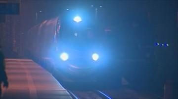 Samochód zderzył się z Pendolino. Świadkowie: przejazd nie był zamknięty