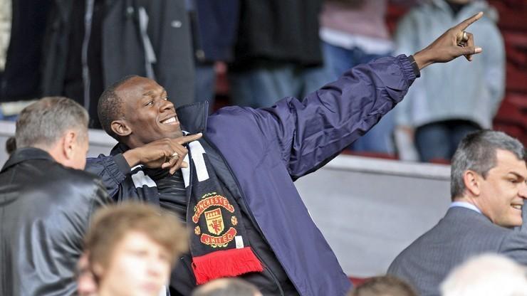 Bolt spełni marzenie. Zagra na Old Trafford!