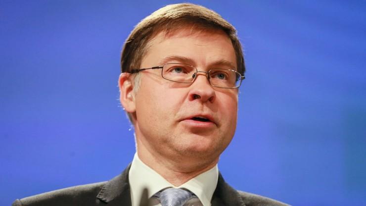 """""""Włochy nie spełniają unijnego kryterium długu"""". Projekt budżetu z negatywną oceną KE"""
