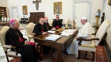 Narada papieża z kierownictwem episkopatu USA w związku ze skandalem pedofilii