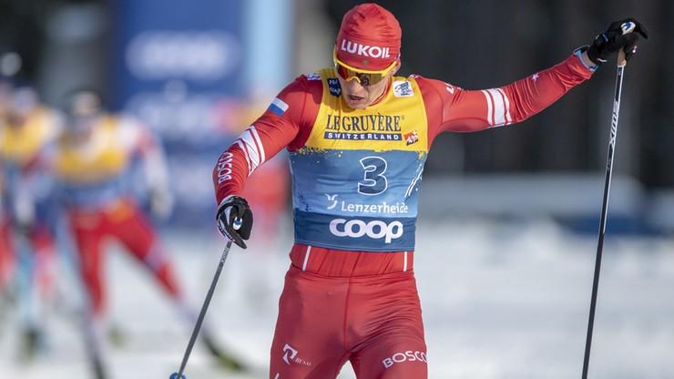 Tour de Ski: Zwycięstwo Bolszunowa, 21. miejsce Burego