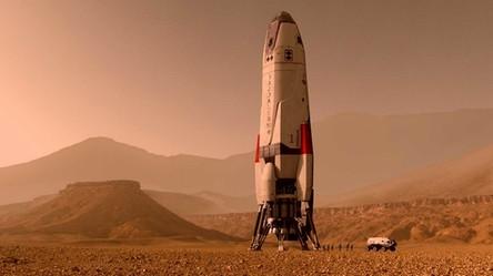 Astronauta z misji Apollo 8 uważa, że wysłanie ludzi na Marsa to głupota