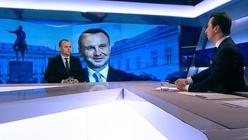 """""""Nie wierzę w sankcje"""". Mucha o groźbach KE za brak relokacji uchodźców"""