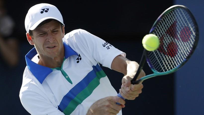 US Open: Hubert Hurkacz i Szymon Walków w 2. rundzie debla. Pokonali utytułowanych rywali