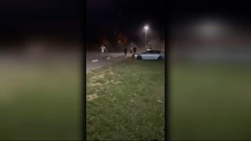 Podkarpacie: próbował rozjechać ludzi samochodem. Policja zatrzymała sprawcę wydarzeń