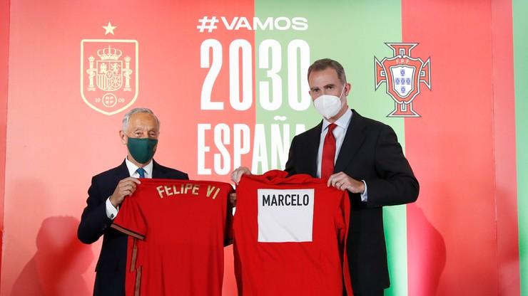Hiszpania i Portugalia przedstawiły wspólną kandydaturę organizacji mundialu w 2030 roku