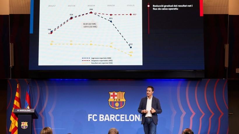 Gigantyczne problemy Barcelony! Klub tonie w długach