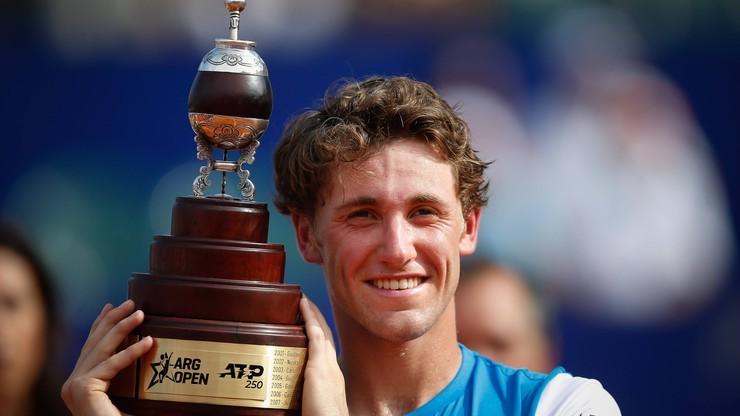 ATP w Santiago: Ruud z Wildem w finale