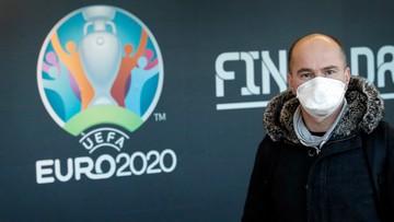Konsekwentne stanowisko UEFA. Euro 2020 się odbędzie