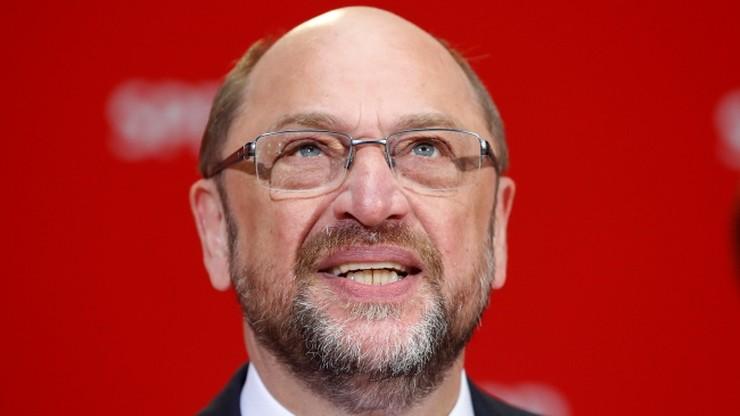 Niemcy: partia Schulza planuje zaostrzenie polityki wobec migrantów