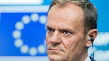"""Tusk wezwany jako świadek do prokuratury. Nie stawi się """"ze względu na obowiązki"""""""