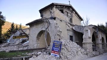 """""""Sytuacja jest dramatyczna"""". Nowy bilans poszkodowanych po trzęsieniu ziemi we Włoszech"""