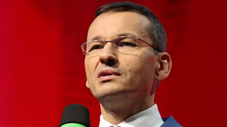 Morawiecki: Beata Szydło pomogła premierowi Cameronowi