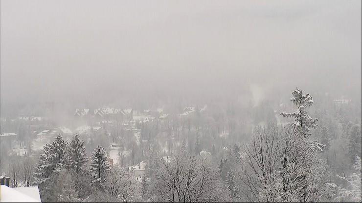 Śląsk. Zła jakość powietrza przez mróz i brak wiatru