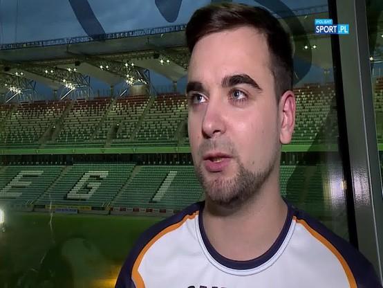 Kubik: FIFA jest łatwa dla widzów, CS jest dużo bardziej skomplikowany