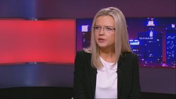 Wassermann: ja już wszystko wiem; Tusk nie panował nad tym, co dzieje się w Polsce