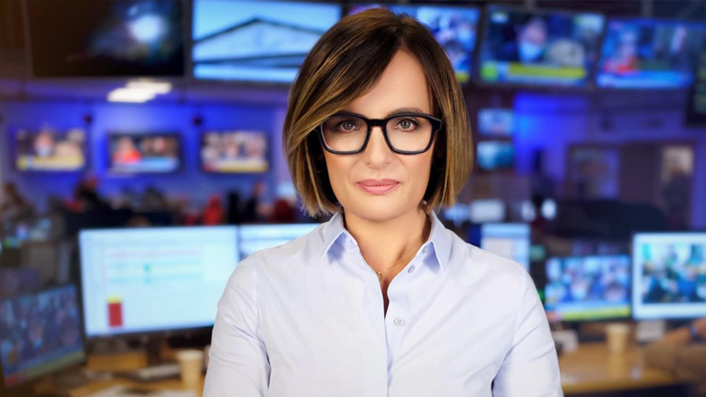 """Dorota Gawryluk: """"Wydarzenia"""" to sprawdzone informacje"""