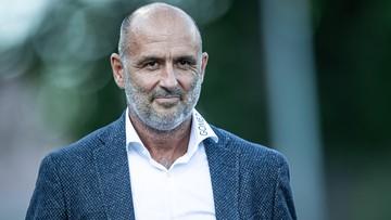 PKO BP Ekstraklasa: Michał Probierz przedłużył kontrakt z Cracovią