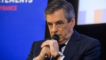 Media: Fillon pozwalał, by fundować mu drogie garnitury