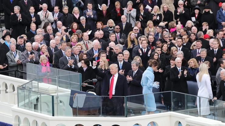 """""""Koniec masakrowania Ameryki"""". Inauguracyjne przemówienie Trumpa"""