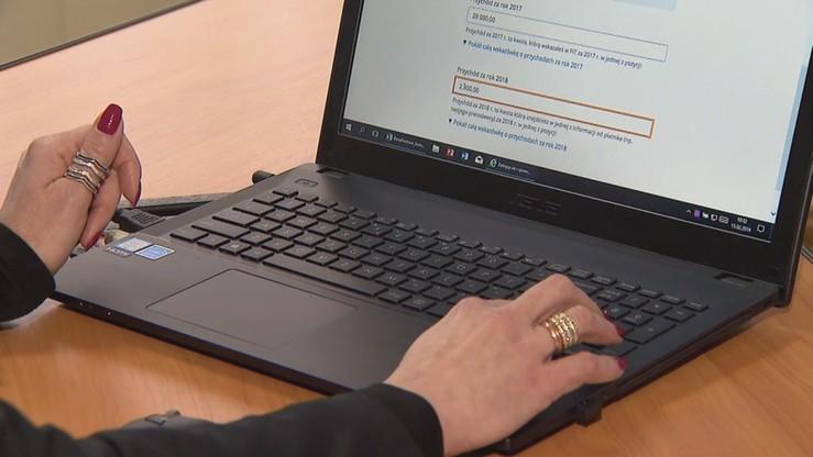 Rekord PIT-ów złożonych przez internet. Prawie 5 milionów więcej niż w zeszłym roku