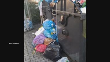 Goleniów zasypany śmieciami!