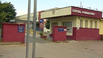 Szpital w Pruszkowie nie może zawiesić oddziału, choć zwolnili się z niego wszyscy lekarze