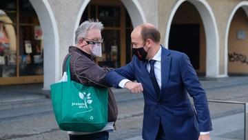 Budka: żądam, by w poniedziałek spotkał się Sejm