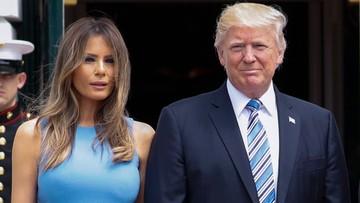 Melania Trump przyjedzie z prezydentem USA do Polski