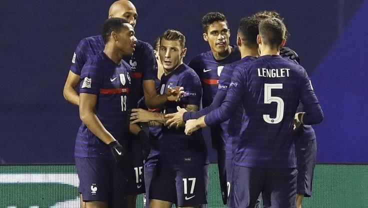Francja w Final Four Ligi Narodów. Szwecja pożegnała się z dywizją A