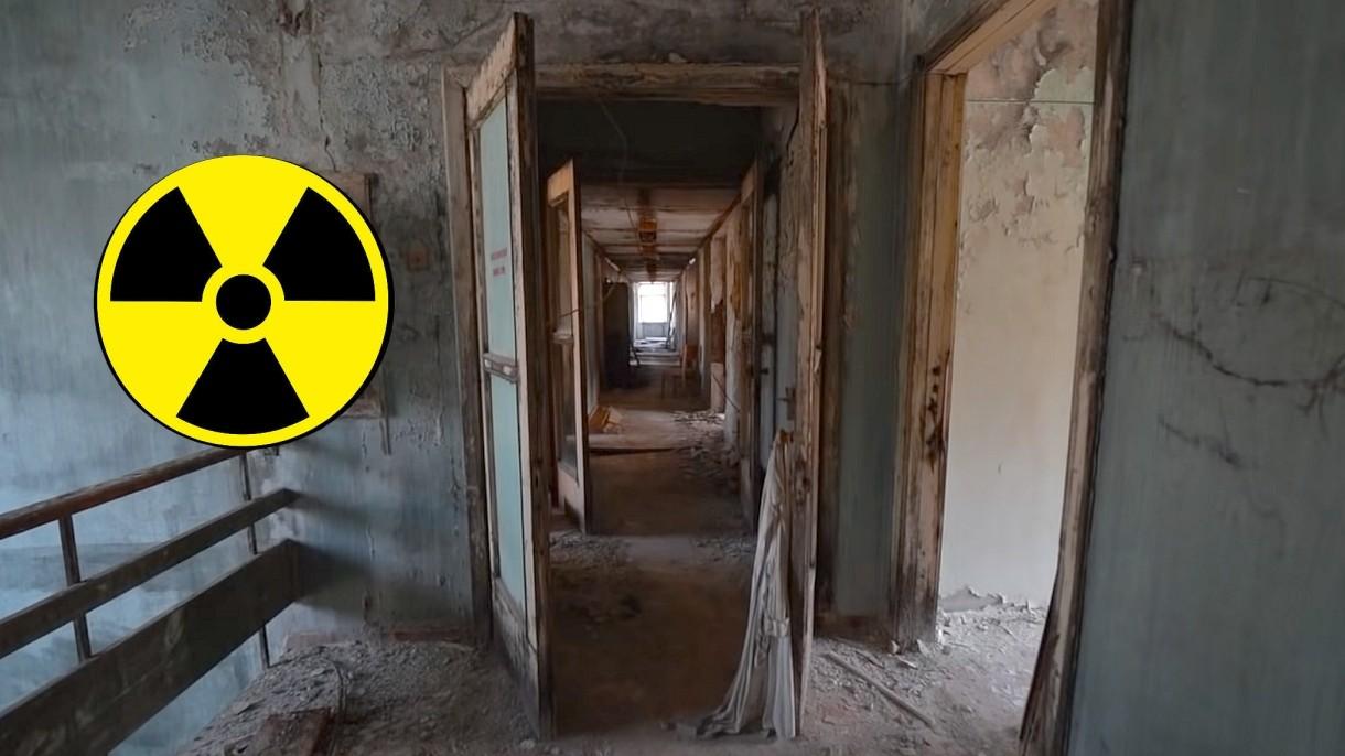 11-latka uciekła z domu, bo chciała zwiedzić Czarnobyl. To chciała zobaczyć [WIDEO]