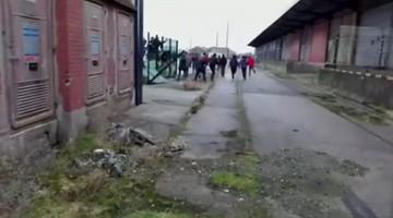 Francja: imigranci wdarli się na prom do Wielkiej Brytanii
