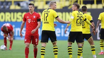 Bayern - Borussia: Nie sądzę, że Haaland będzie lepszy od Lewandowskiego