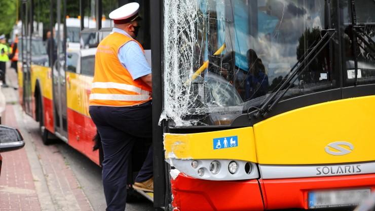 Warszawa: kolejny kierowca autobusu pod wpływem narkotyków