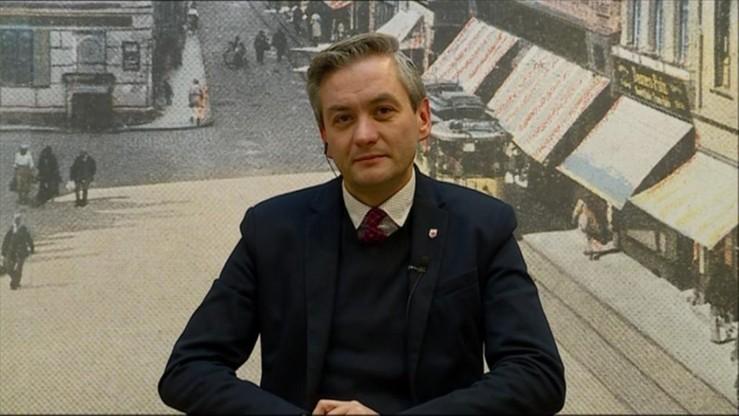 Biedroń: rozważam zaskarżenie ustawy dekomunizacyjnej do TK