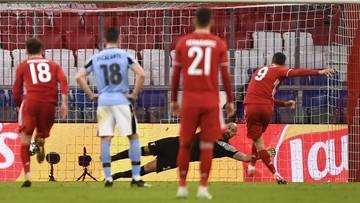 Liga Mistrzów: Bayern Monachium przypieczętował awans. Gol Lewandowskiego