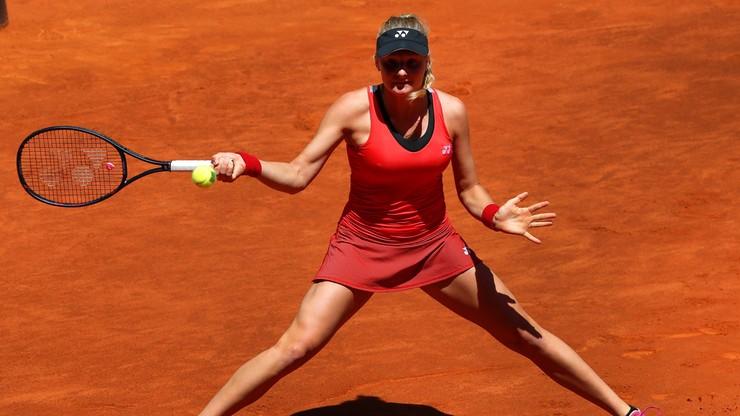 WTA w Strasburgu: Triumf Jastremskiej