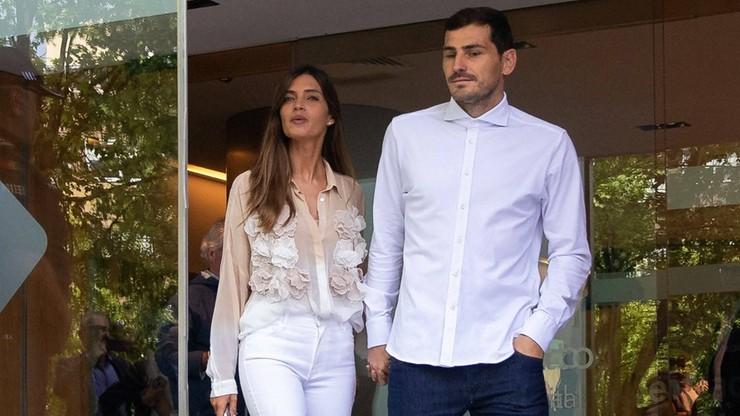 Iker Casillas i Sara Carbonero rozstali się?