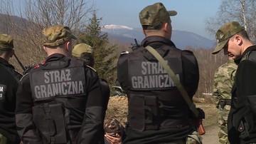 Dwie Ukrainki próbowały wwieźć do Polski działko 30 mm